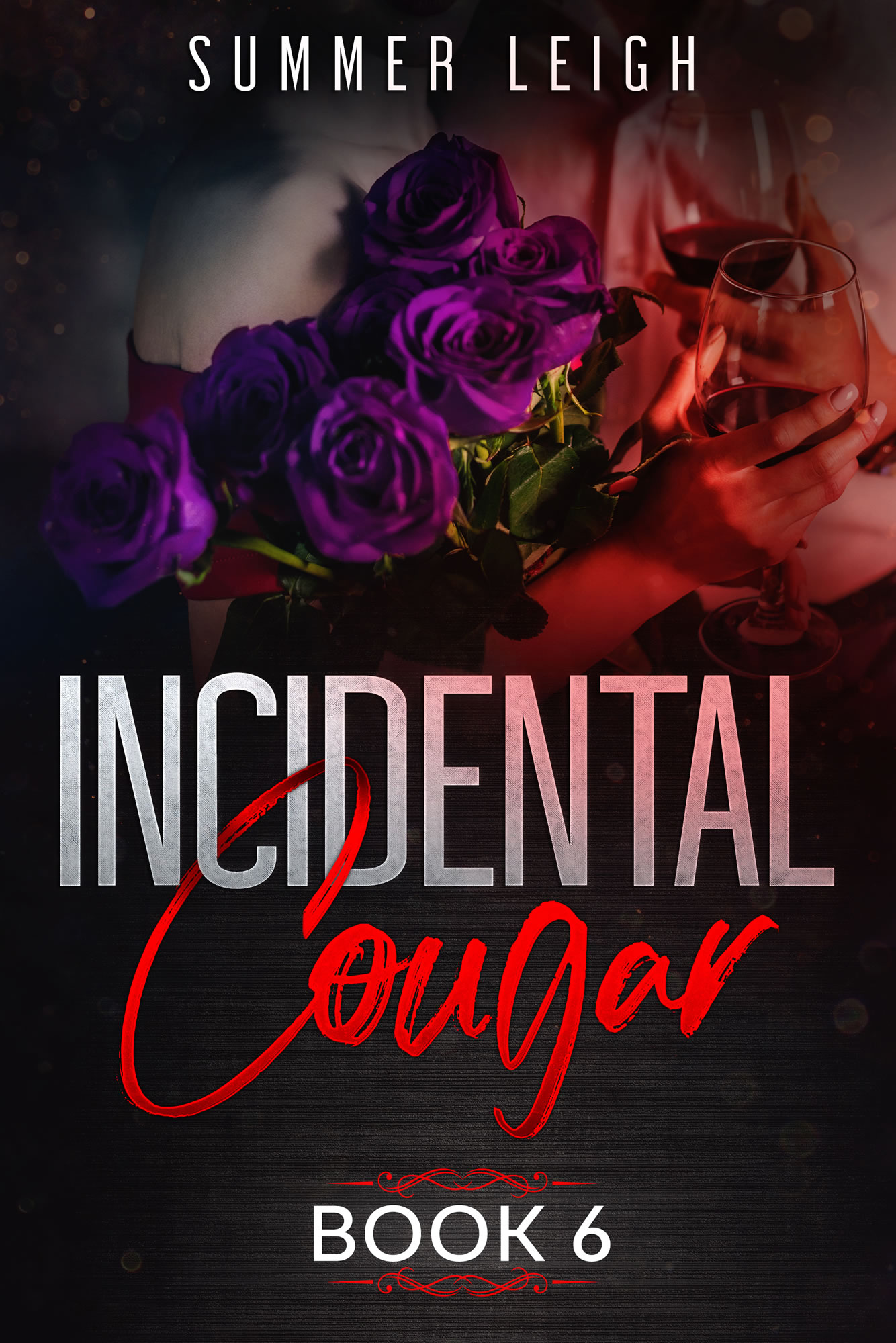 Incidental Cougar book 6